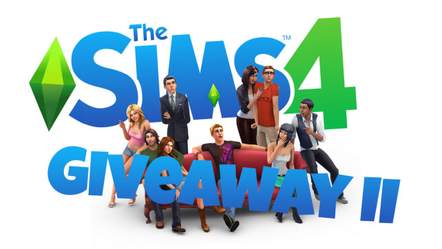 Sims 4 Giveaway II